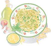 Pasta-w-Pesto-Sauce